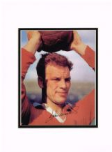 John Charles Autograph Signed Photo